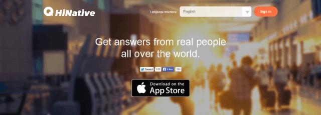 Learn English Online - Hinative: Belajar Bahasa Inggris Dengan Native Speaker