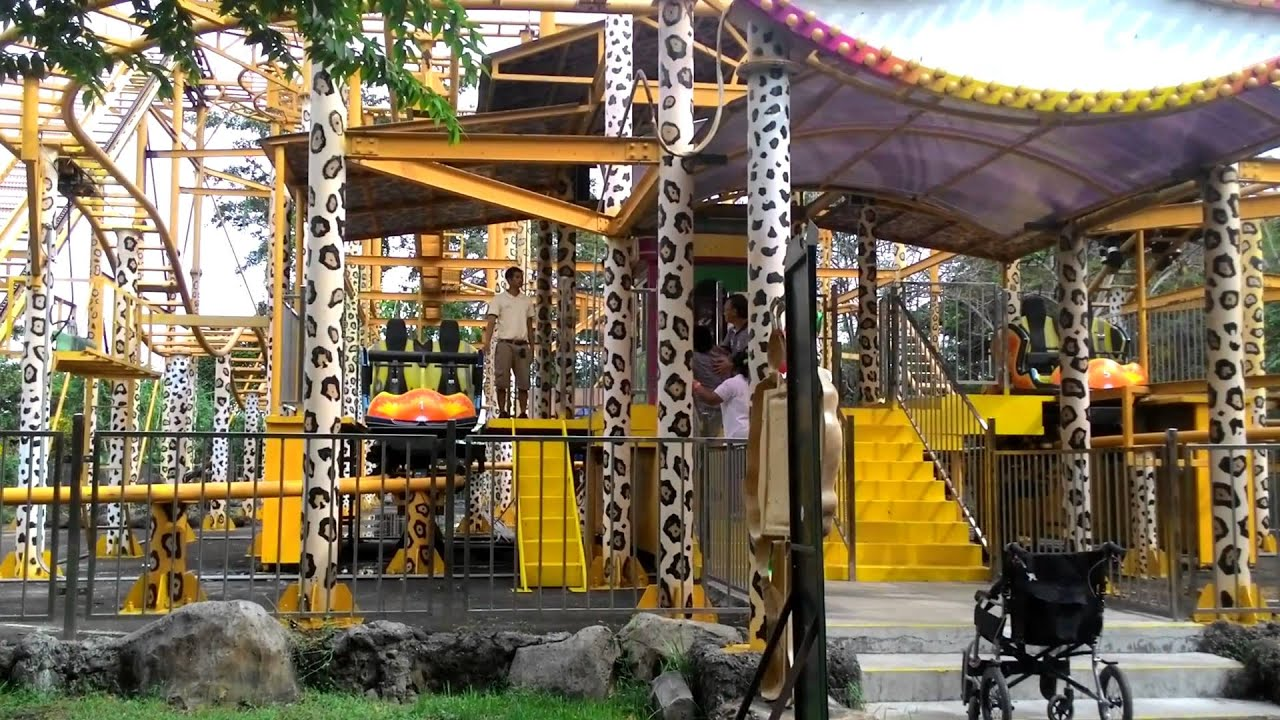 Fun Zone di Bali Safari and Marine Park