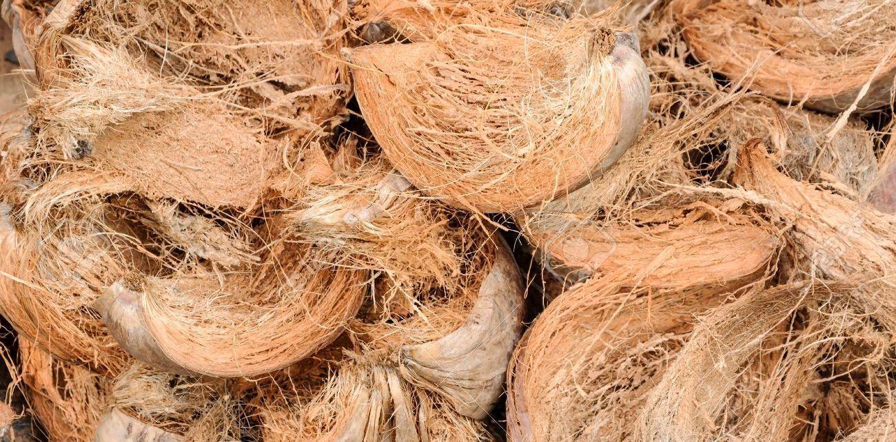 Cara Membuat Prakarya dari Sabut Kelapa