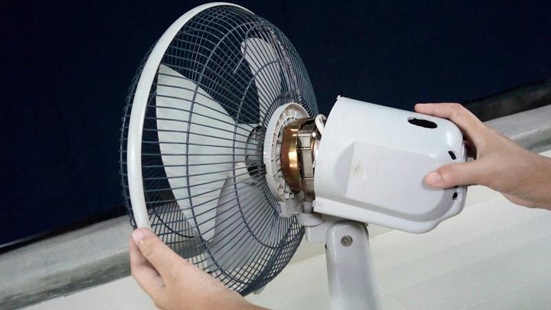 Tips membersihkan kipas angin