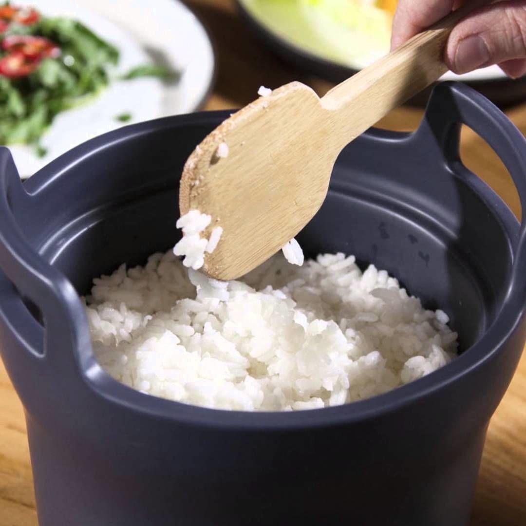 Cara Memasak Nasi dengan Dandang