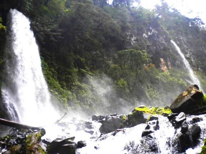 air terjun cibodas