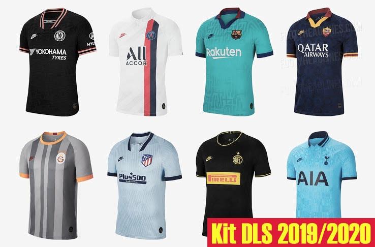 kit dls musim 2019-2020