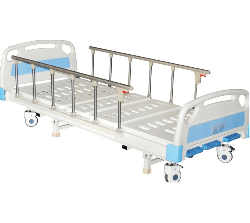 bed rumah sakit manual