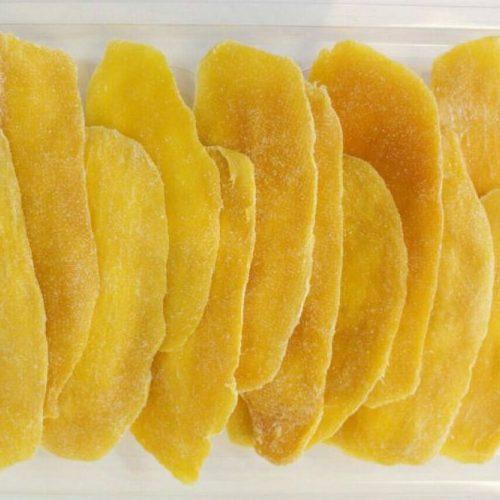 cara membuat manisan mangga kering thailand